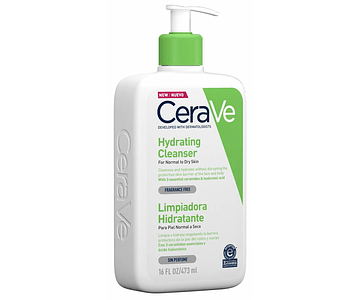 CeraVe Cleanser Hyd Limpeza Facial 473 mL