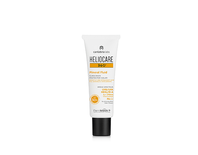Heliocare 360 Fluid Mineral Spf 50+ 50 mL