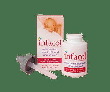 Infacol Anticólicas 40mg/ml Suspensão Oral 50 mL