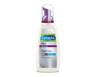 Cetaphil PRO Oil Control Espuma de Limpeza 236 mL