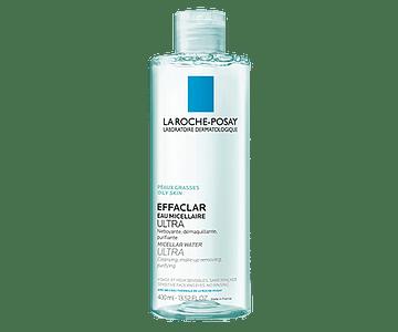La Roche Posay Effaclar Água Micelar Purificante 400 mL
