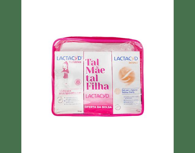 Lactacyd Emulsão para Higiene Intíma 200 mL + Lactacyd Girl 200 mL