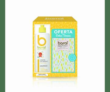 Barral BabyProtect Creme de Banho 500 mL + Termo (OFERTA)
