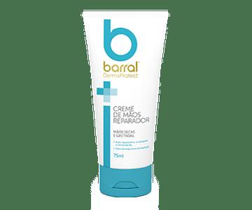Barral Dermaprotect Creme Mãos Reparador 75 mL