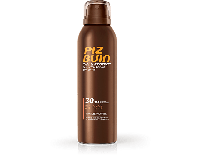 Piz Buin Tan Protect Spray Solar Spf 30 150 mL
