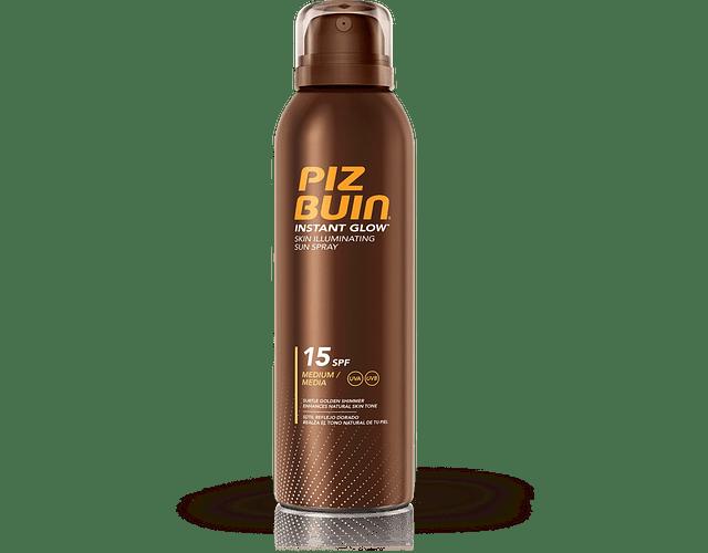 Piz Buin Instant Glow Spray SPF 15 150  mL