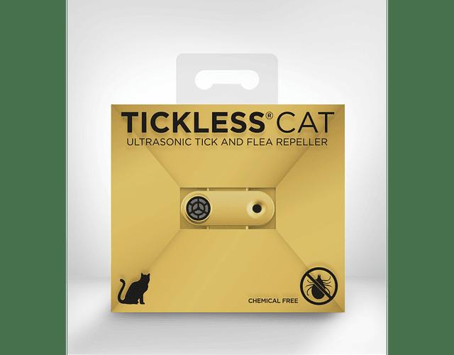 Tickless Mini Cat Dourado