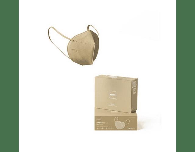 Máscara KN95 Toffe x5   (0.56€/máscara)