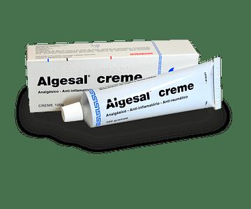 Algesal 100 mg/g + 10 mg/g Creme