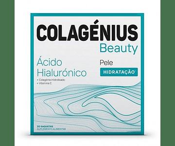 Colagenius Beauty Ácido Hialurónico 30 saquetas