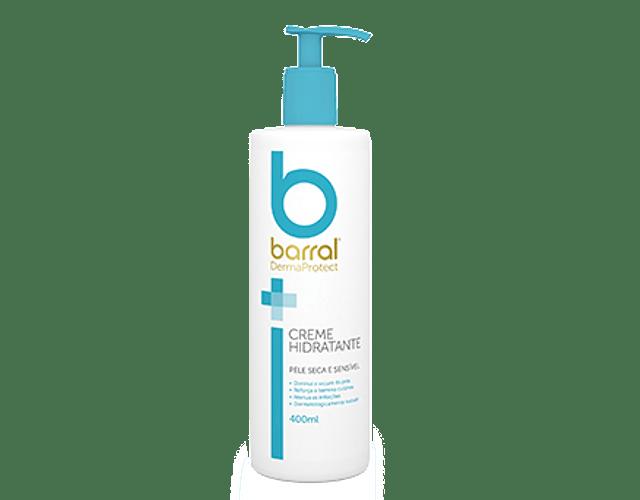 Barral Dermaprotect Creme Hidratante 400 mL