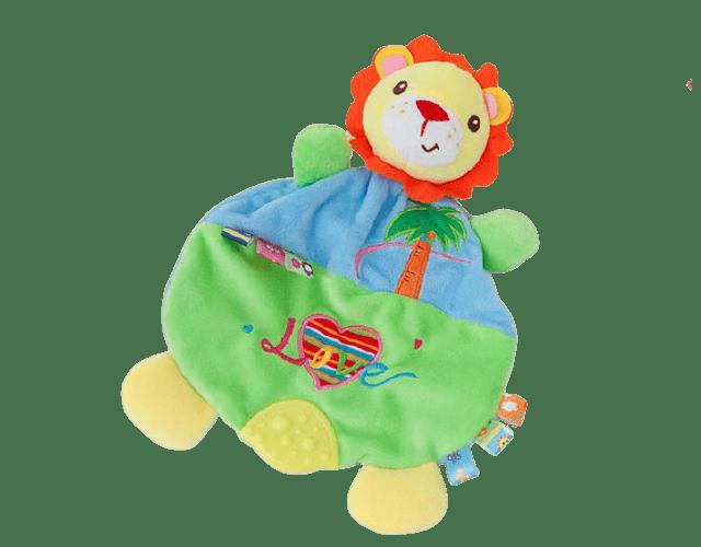 Kiokids Peluche Sensorial Leão