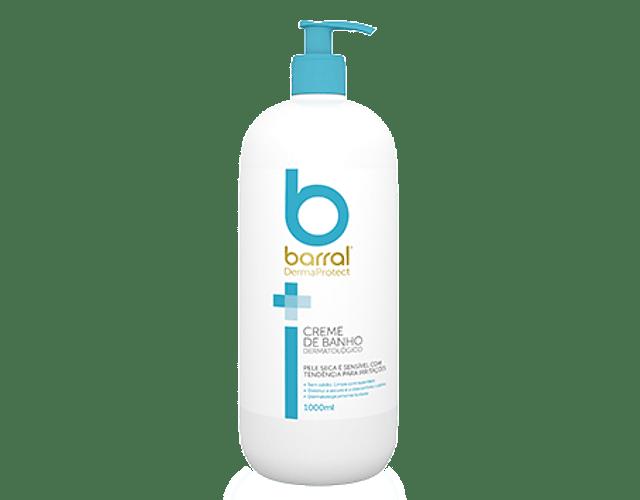 Barral Dermaprotect Creme Banho 1L