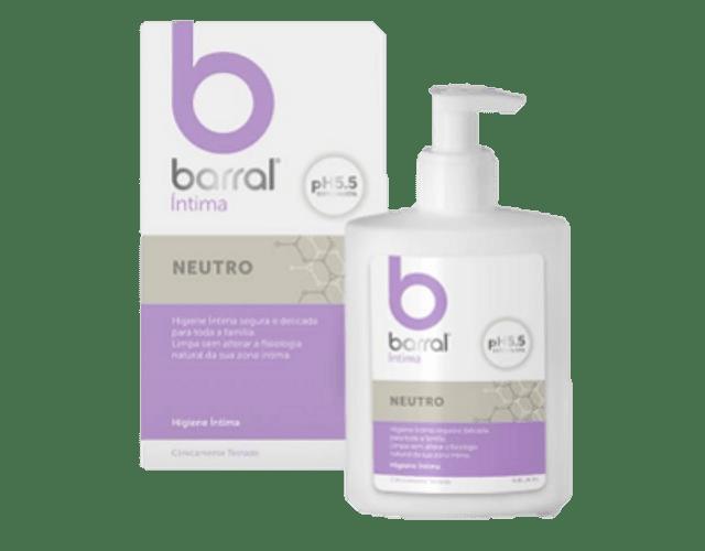 Barral Higiene Íntima Neutro 200 mL