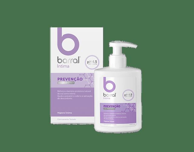 Barral Higiene Íntima Prevenção 200 mL