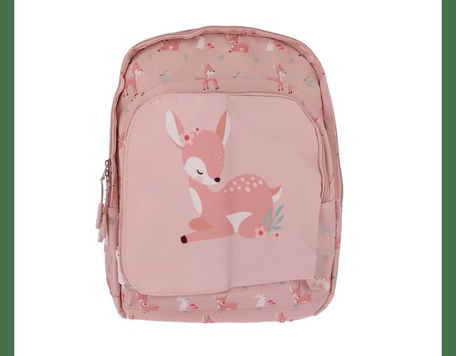 Mochila Escolar Grande - Sweet Deer