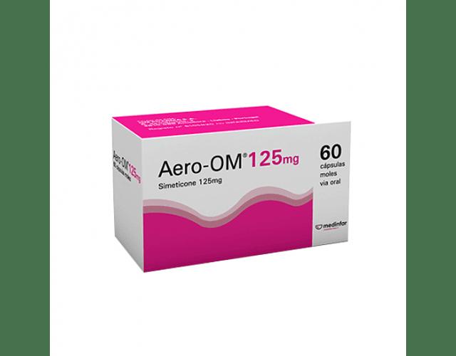Aero-OM, 125 mg x 60 cápsulas moles