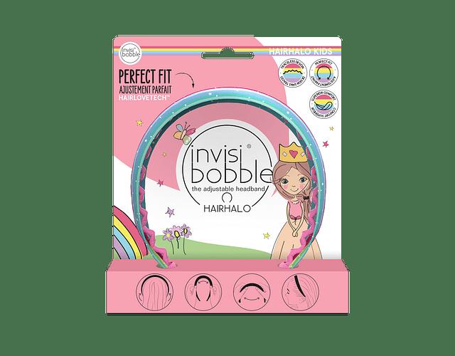 Invisibobble Kids Hairhalo Fita de Cabelo - Arco-Íris