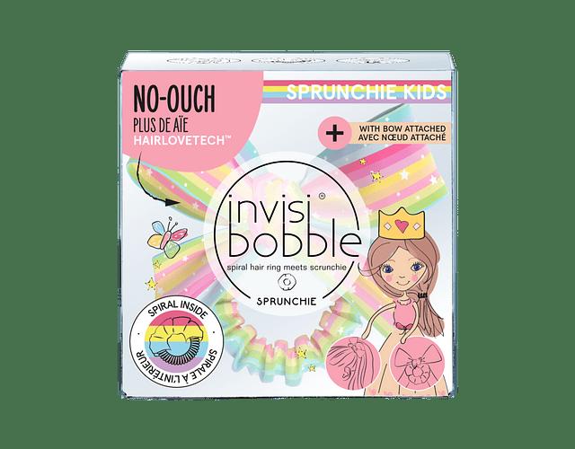 Invisibobble Kids Sprunchie Slim - Arco Íris