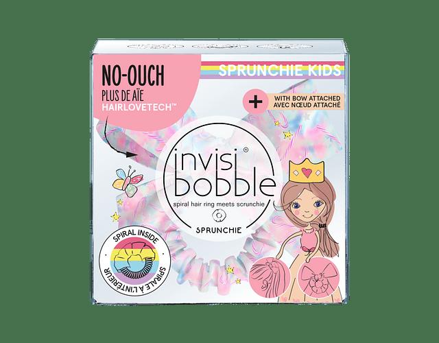 Invisibobble Kids Sprunchie Slim - Algodão Doce