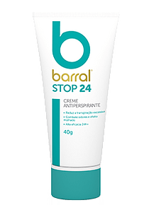 Barral Stop 24 Creme 40 g