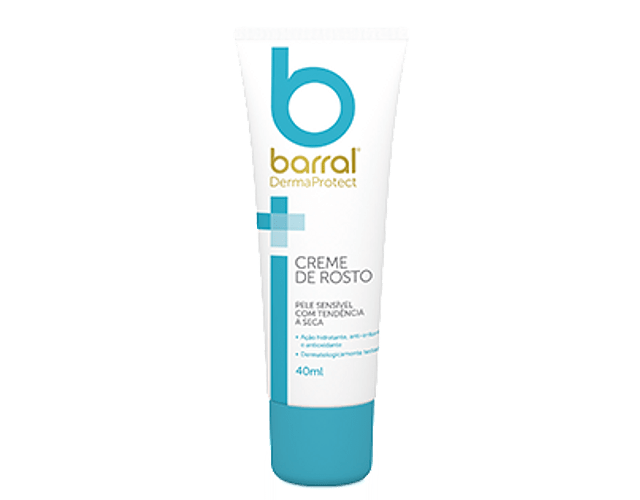 Barral Dermaprotect Creme Rosto 40 mL