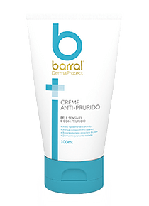 Barral Dermaprotect Creme Anti-prurido 100 mL