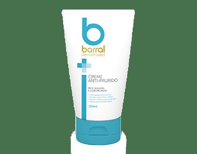 Barral Dermaprotect Creme Anti-prurido 100 mL