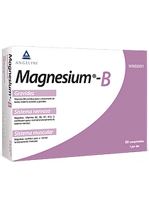 Magnesium B 30 comprimidos