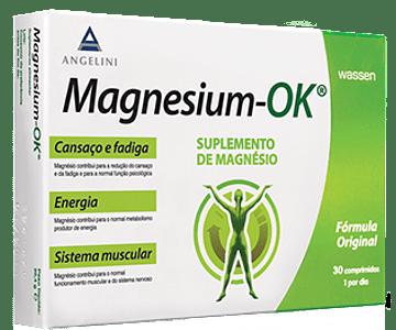 Magnesium OK 30 comprimidos