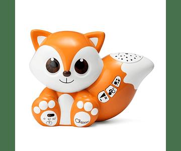 Chicco Foxy Projetor Colorido