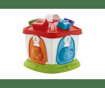Chicco Casa dos Animais Smart2Play