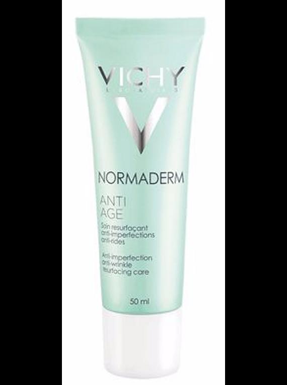 Vichy Normaderm Anti Imperfeições e Anti Idade 50 mL