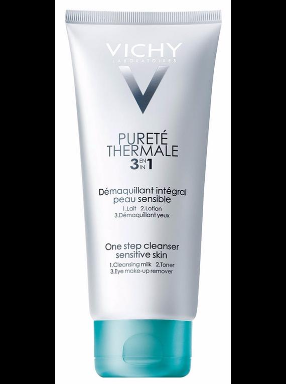 Vichy Pureté Thermale Desmaquilhante Integral 3 em 1 Creme 200 mL