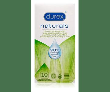 Durex Preservativos Naturals x 10