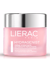 Lierac Hydragenist Creme Hidratante Oxigenente Repulpante 50 mL
