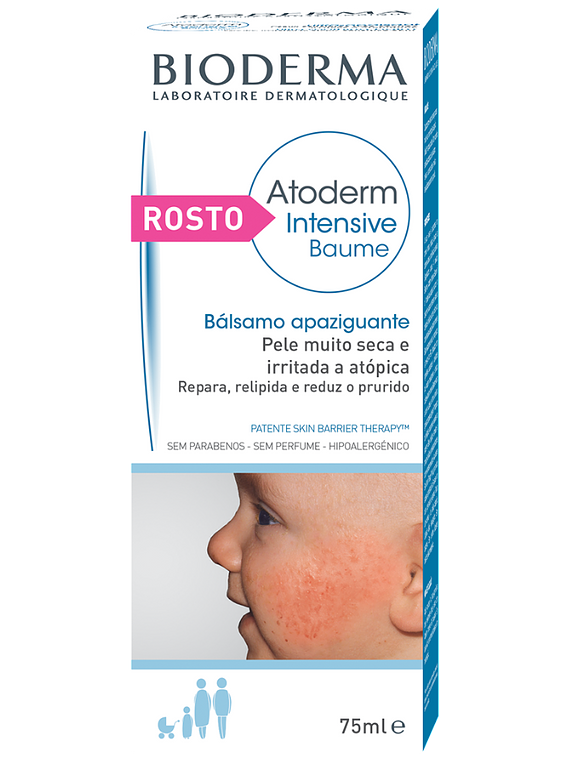 Bioderma Atoderm Intensive Baume 75 mL