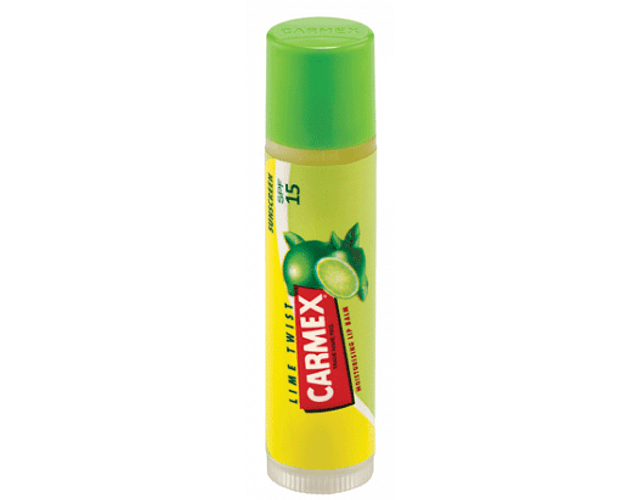 Carmex Stick Bálsamo Labial Lime SPF 15 (4,25 g)