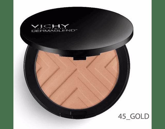 Vichy Dermablend Covermatte Pó Compacto 45 9,5 g