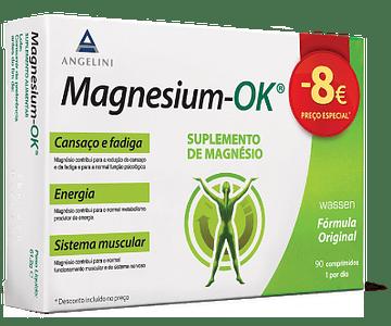 Magnesium OK 90 comprimidos