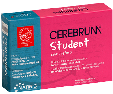 Cerebrum Student 30 cápsulas