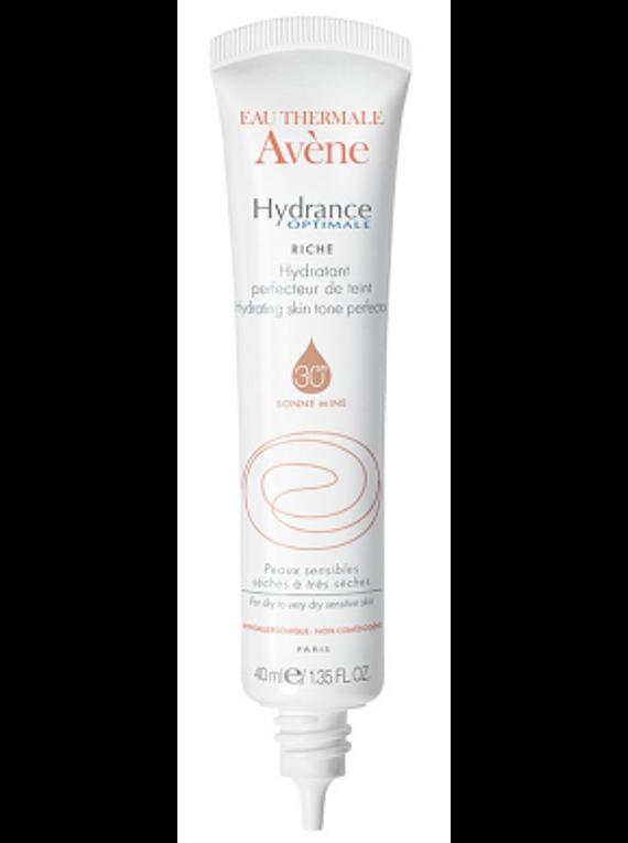 Avène Hydrance Creme Rico Com Cor SPF 30 40ml