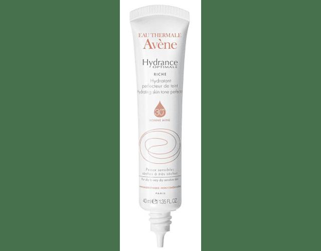 Avène Hydrance Creme Rico Com Cor SPF 30 40 mL
