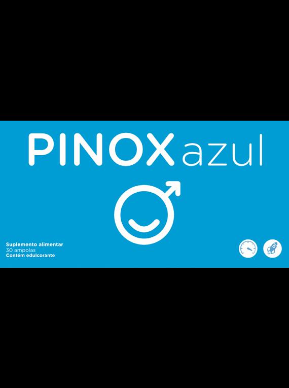 Pinox Azul 30 ampolas 10ml