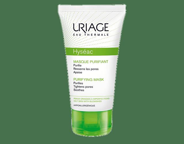 Uriage Hyséac Máscara Purificante Pele Oleosa 50 mL