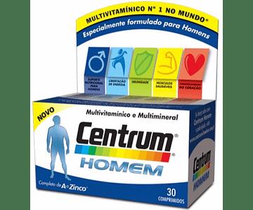 Centrum Homem 30 comprimidos