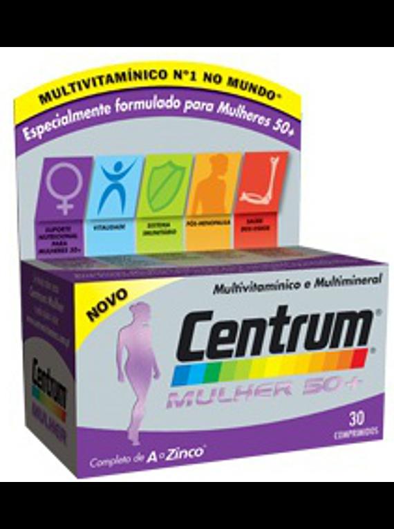 Centrum Mulher 50+ 30 comprimidos
