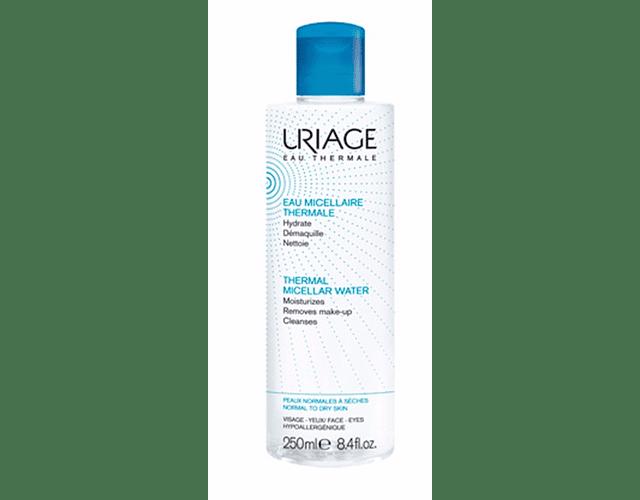 Uriage Agua Termal Micelar Pele Normal/Seca 250 mL