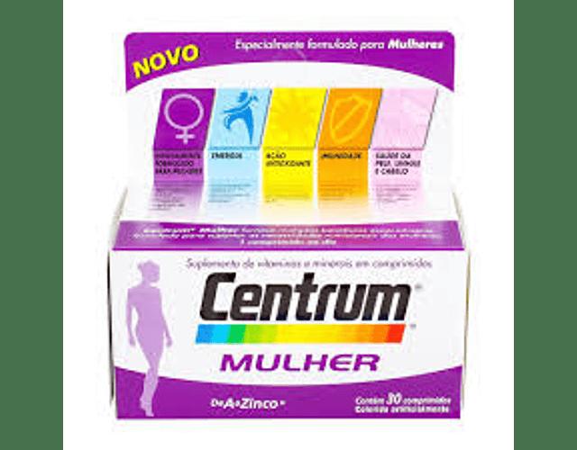Centrum Mulher 30 comprimidos