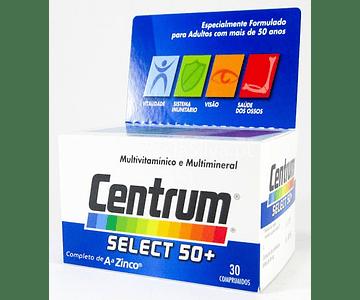 Centrum Select 50+ 30 comprimidos revestidos